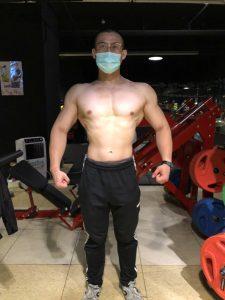 台中健身覺醒健身:【覺醒變身案例】巨人神兵,只有自已能超越自已