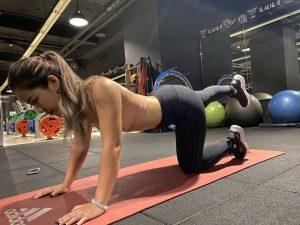 台中健身覺醒健身:【覺醒變身案例】體重不是重點,而變美才是重點