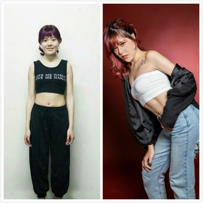 增重,過瘦對於女生就是美嗎?一起來打造身體做自已的性感美(台中/健身教練)覺醒健身